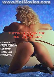 Putting Her Ass on the Line