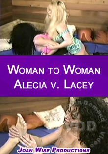 Woman To Woman - Alecia V. Lacey