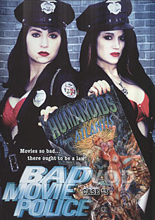 Bad Movie Police - Case #3 - Humanoids From Atlantis