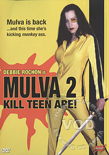 Mulva 2 Kill Teen Ape!