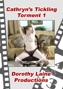 Cathryn's Tickling Torment 1
