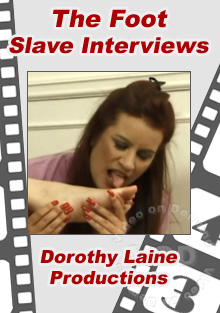 The Foot Slave Interviews