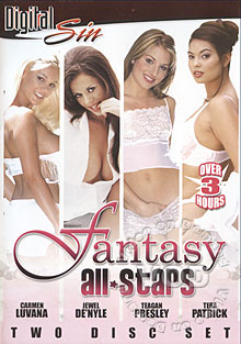 Jenna Haze, Tera Patrick, Brittney Skye, Jewel De'Nyle, Taylor Rain, Ashley Blue, Devin Lane, Carmen Luvana, Daisy Marie, Teagan, Courtney Cummz, Cindy Crawford (Porn Star), Memphis Monroe