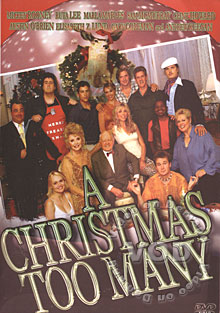 A Christmas Too Many - Clint Howard, Mickey Rooney, Andrew Keegan, Gary Coleman, Elisabeth Z. Lund, Austin O'Brien, Sam McMurray, Marla Maples, Ruta Lee