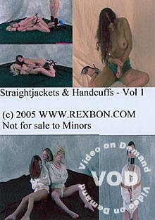 Straightjackets & Handcuffs - Vol 1