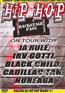 Hip Hop Backstage Pass