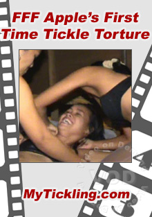 FFF Apple's First Time Tickle Tortured
