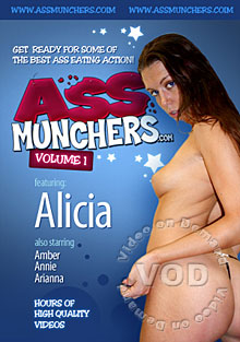 Ass Munchers Volume 1