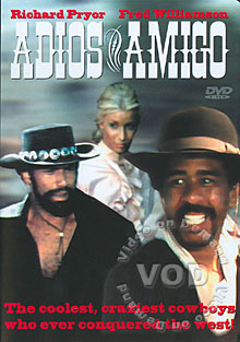 Adios Amigo Stars: James Brown, Fred Williamson, Richard Pryor, Robert Philips, Mike Henry