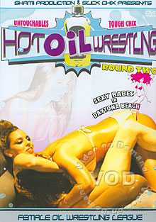 Hot Oil Wrestling - Round Two