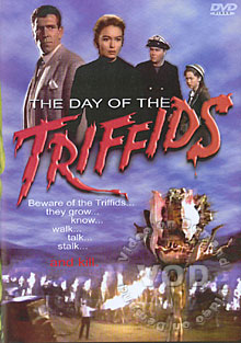 The Day Of The Triffids Stars: Kieron Moore, Howard Keel, Nicole Maurey