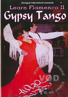 Learn Flamenco II: Gypsy Tango
