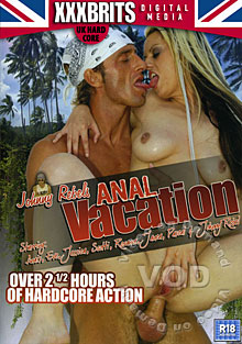 Anal Vacation