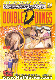 Denni O's Amateur Sluts & Real Swingers 38: Double D Dongs