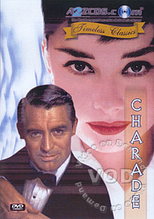 Charade - Cary Grant, Audrey Hepburn, Walter Matthau, Jaques Marin