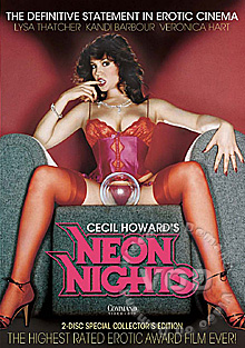 Original Theatrical Trailer for Cecil Howard's Neon Nights