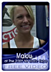 Video: Malou Interview At The 2005 NY Erotic Expo