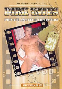 Dirk Yates Private Amateur Collection Volume 97