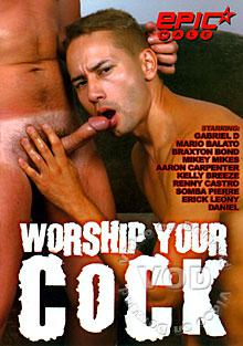 Worship Your Cock