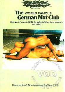 GM-2091-2092: The World Famous German Mat Club Wrestling