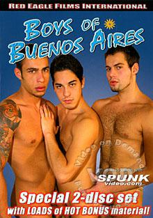 Boys Of Buenos Aires (Disc 1)