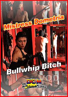 Mistress Dometria - Bull Whip Bitch