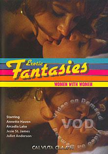 Erotic Fantasies - Women With Women