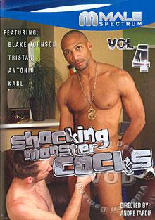 Shocking Monster Cocks Vol. 4