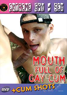 Mouth Full Of Gay Cum