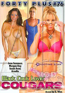 Forty Plus #76 - Black Cock Lovin' Cougars
