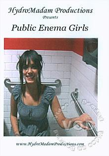 Public Enema Girls
