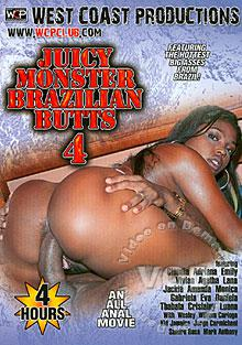 Juicy Monster Brazilian Butts 4