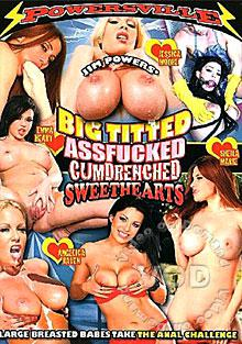 Big Titted Assfucked Cumdrenched Sweethearts