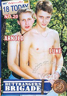 18 Today No. 20 - Buttbangers Brigade