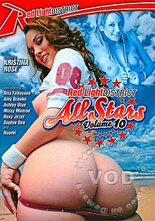 Red Light District All Stars Volume 10
