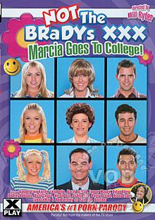 Not The Bradys XXX - Marcia Goes To College