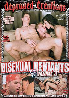 Bisexual Deviants Volume 3