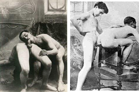 victorian gay porn In a time where we're all threatened by a rhetoric of hate from the people in  power; A Gay And A NonGay challenges many of our differences head on and .