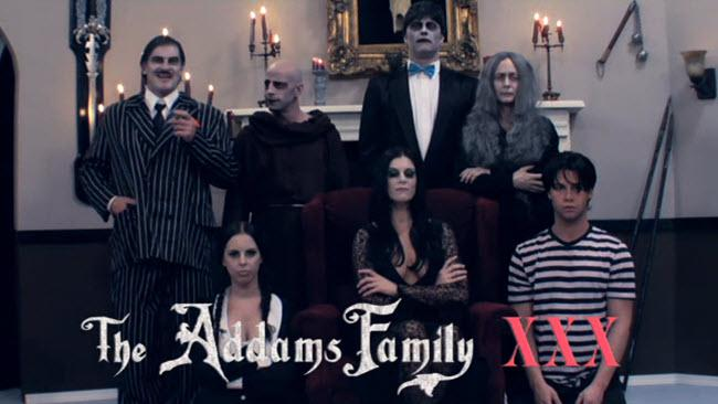 Addams Family XXX Parody XXX DVDRip XviD-Jiggly torrent